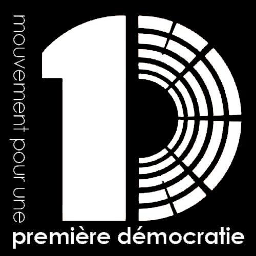 logo M1D blanc