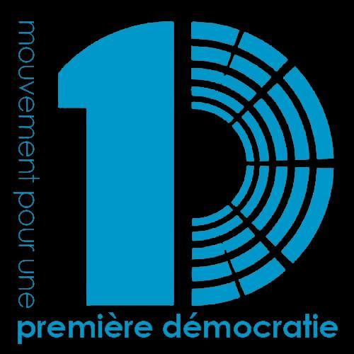 logo M1D bleu