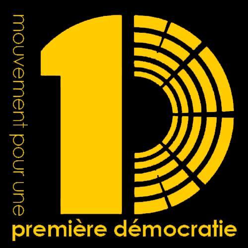 logo M1D jaune