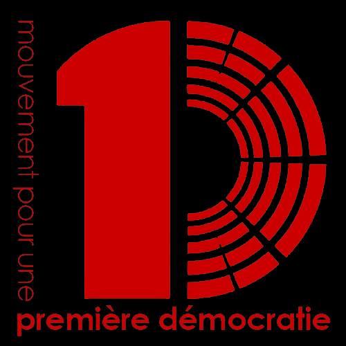 logo M1D rouge