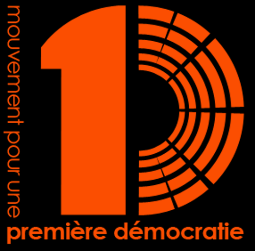 logo M1D roange